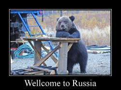Wellcome to Russia