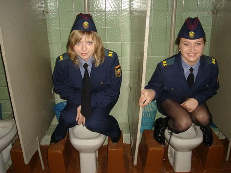порно фото работников милиции