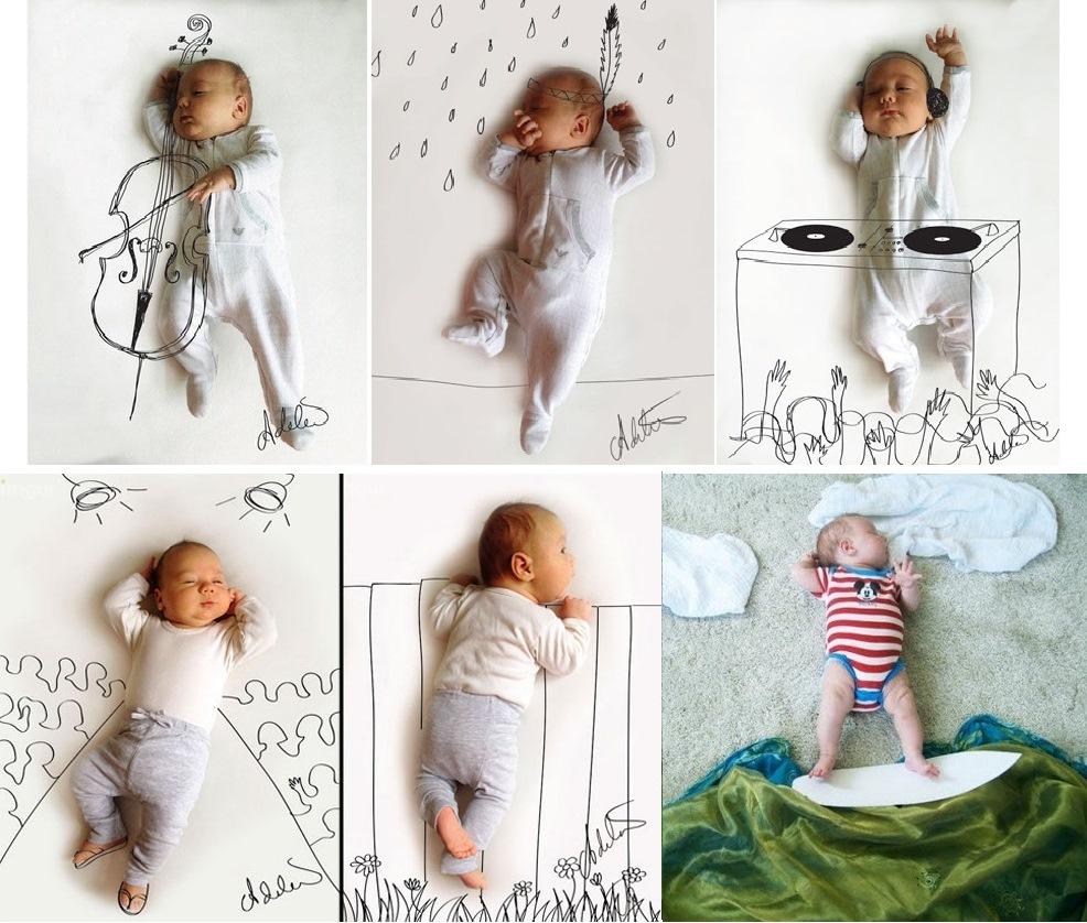 Демотиваторы про детей (455 фото)