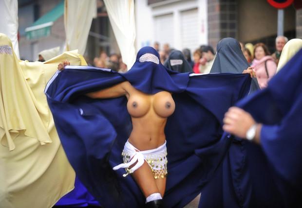Открывается Халяльный Проститутки